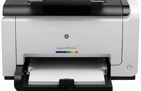 قیمت پرینترتک کاره لیزری رنگی HP pro cp1025