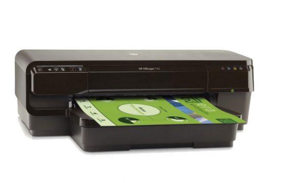 قیمت پرینتر تک کاره جوهر افشان HP Officejet 7110
