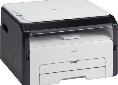 قیمت پرینتر لیزری تک کاره سیاه و سفید Ricoh Aficio SP 3510DN