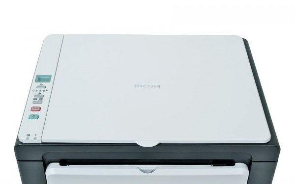 قیمت پرینتر لیزری چند کاره سیاه و سفید Ricoh Aficio™SP 100su