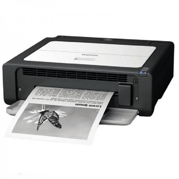 قیمت پرینتر لیزری چند کاره سیاه و سفید Ricoh Aficio SP 100SF e
