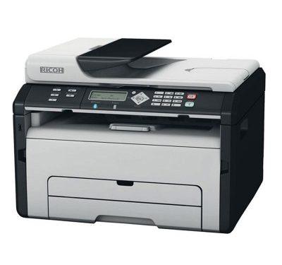 قیمت پرینتر لیزری چند کاره سیاه و سفید Ricoh SP 204SFN