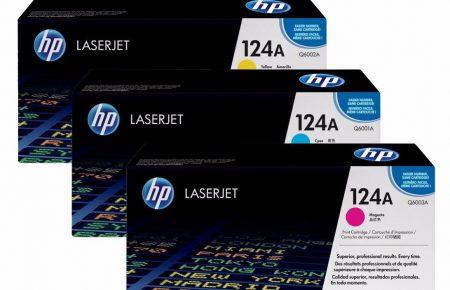 کارتریج لیزری رنگی پرینتر ۱۶۰۰ ۲۶۰۰ ۱۰۱۵ ۱۰۱۷