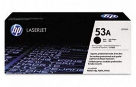 کارتریج لیزری سیاه و سفید  HP 53A