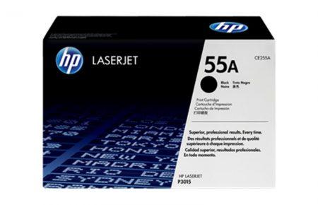کارتریج لیزری سیاه و سفید HP  55A