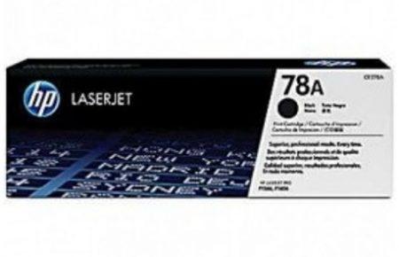 کارتریج لیزری سیاه و سفید HP  78A