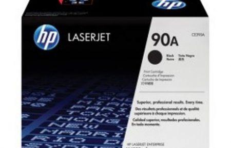 کارتریج لیزری سیاه و سفید HP 90a