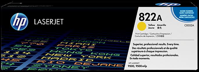 کارتریج لیزری رنگی hp 9500MFP