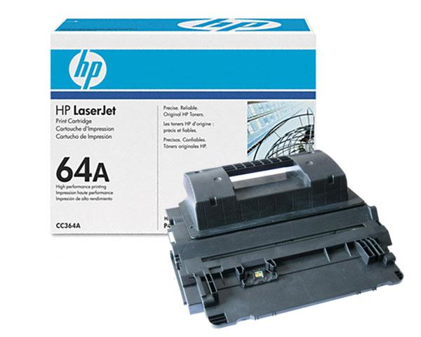 قیمت شارژ کارتریج لیزری hp 64A