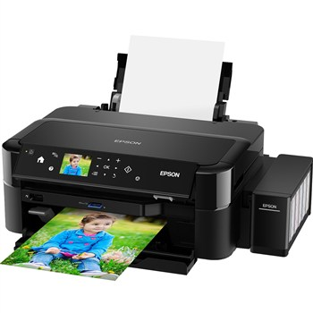 قیمت پرینتر جوهر افشان  Epson L810