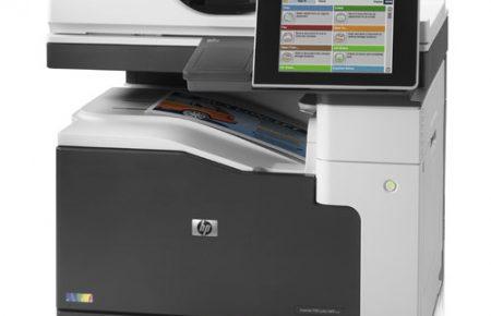قیمت پرینتر لیزری رنگی A3 زن M775dn HP