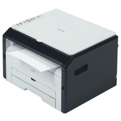 قیمت پرینتر لیزری چند کاره سیاه و سفید RicohSP 203S