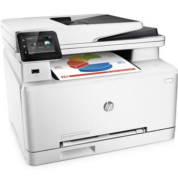 قیمت پرینتر چند کاره لیزری رنگی HP PRO MFP M277dw