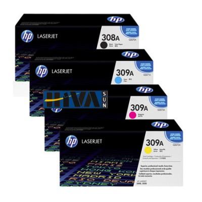 کارتریج لیزری رنگی hp 3500 3550 3700