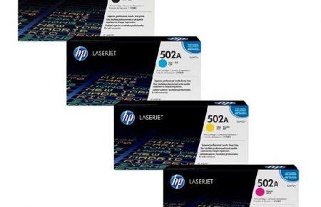 کارتریج لیزری رنگی hp 3800 3505