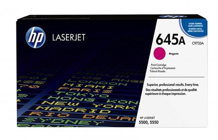 کارتریج لیزری رنگی hp  5550