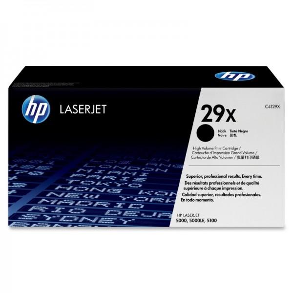 کارتریج لیزری سیاه و سفید ۲۹X HP