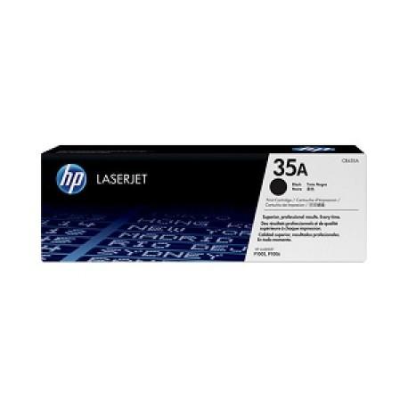 کارتریج لیزری سیاه و سفید HP 35A