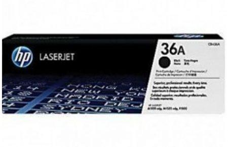 کارتریج لیزری سیاه و سفید HP 36A