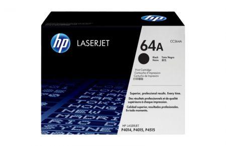 کارتریج لیزری سیاه و سفید HP 64A