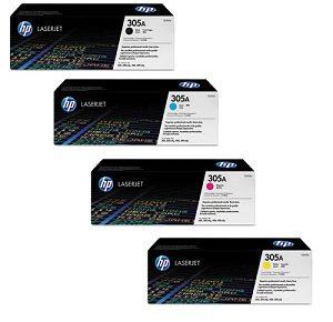 کارتریج لیزری رنگی  HP 305A