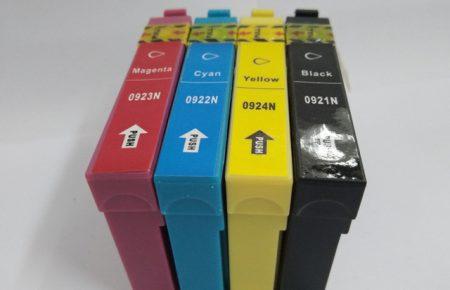 قیمت کارتریج جوهر افشان T0924-T0921 اپسون
